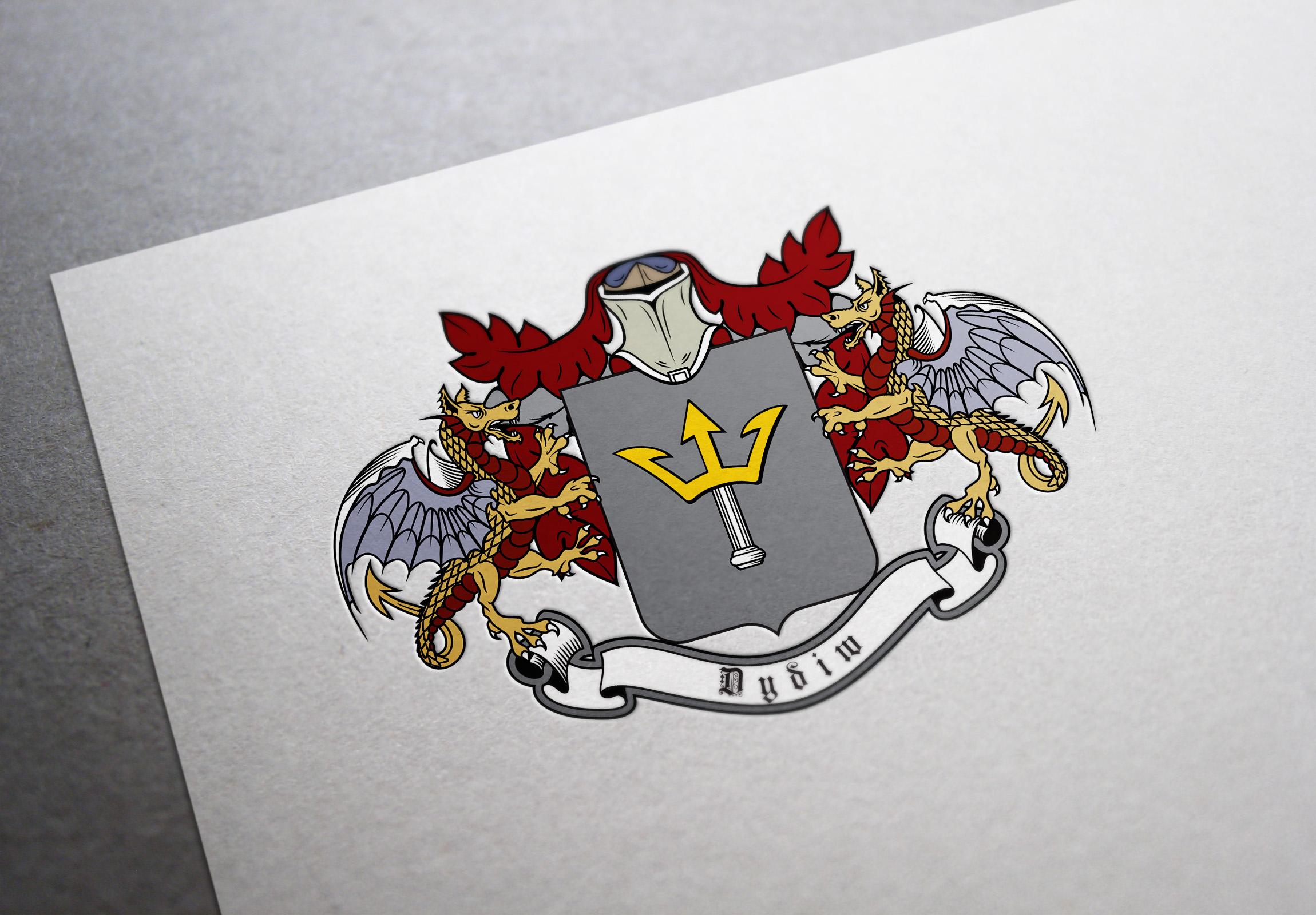Scottish sailors coat of arms