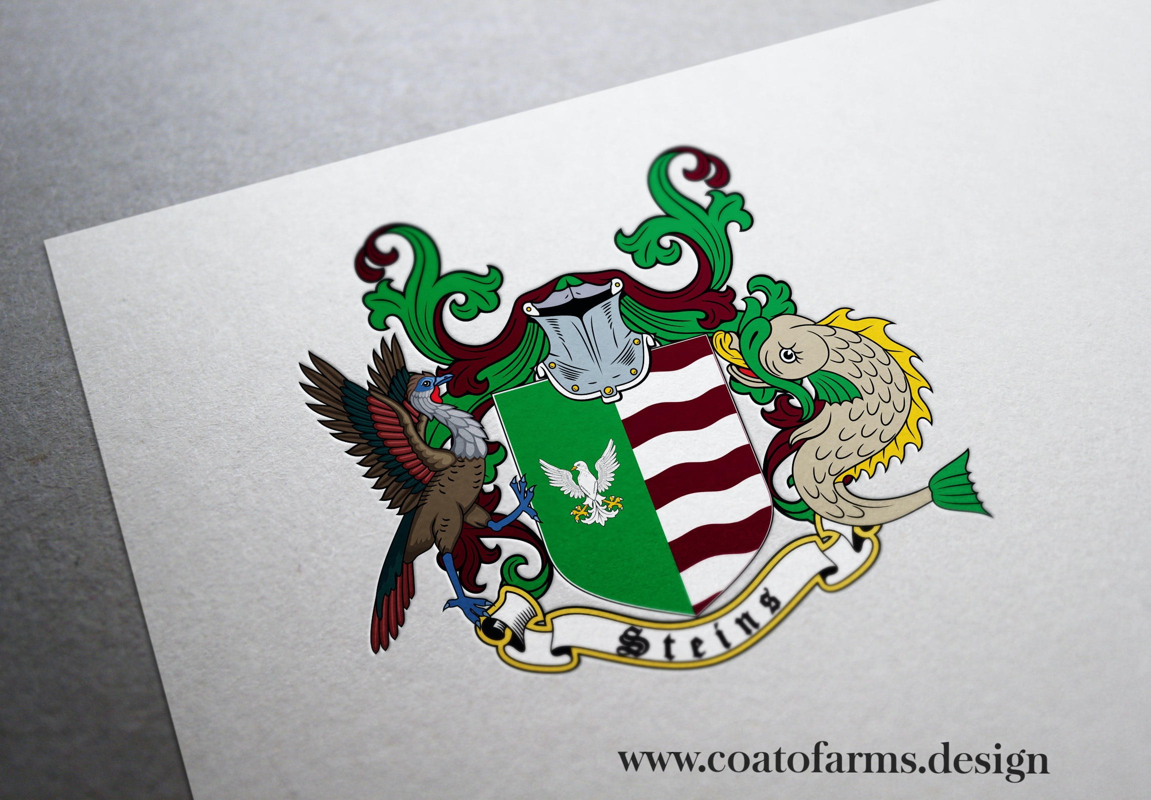 steins coat of arms