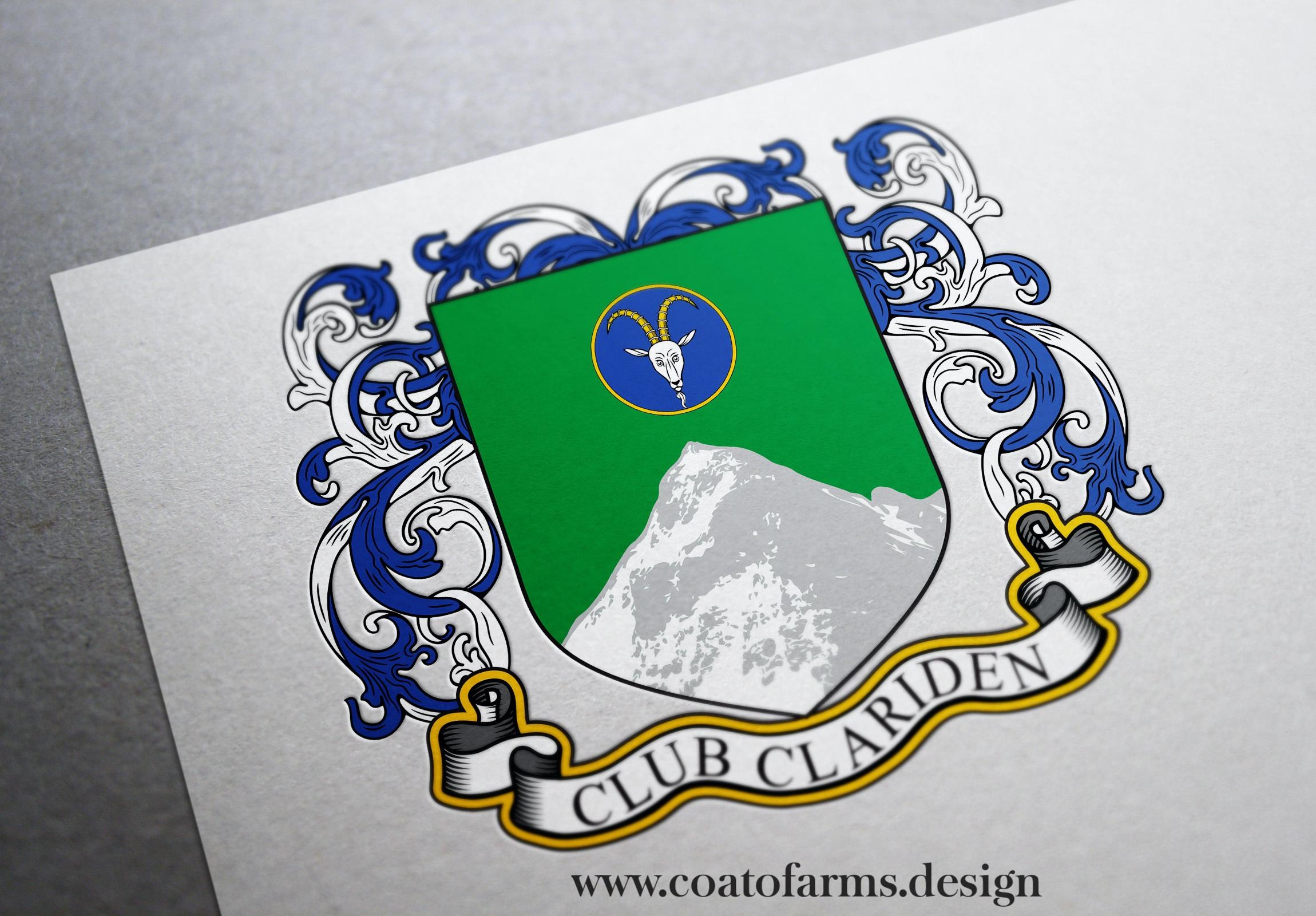 club_clariden_coat_of_arms