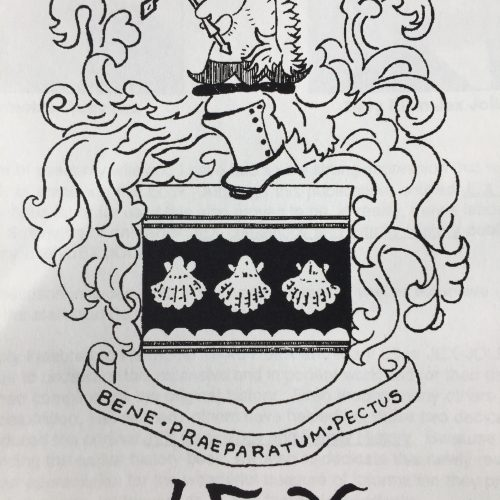 Coat of arms I designed for a family from the USA, based on the their sketch 2