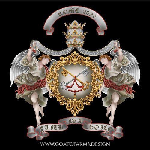 Ecclesiastical coat of arms heraldry